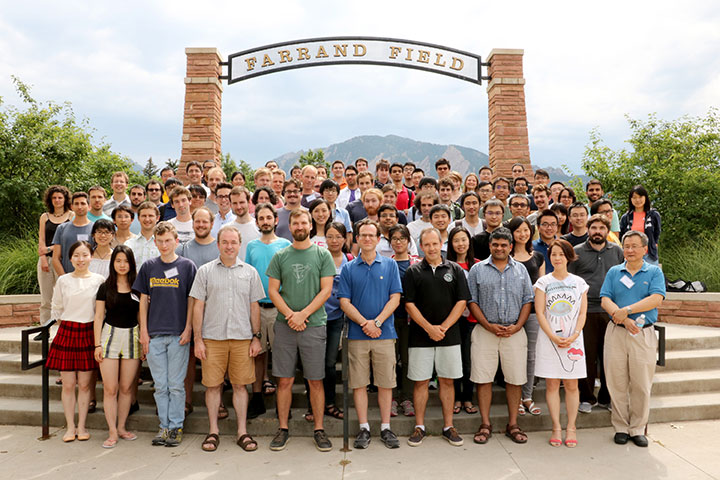2016 Boulder School Group Photo