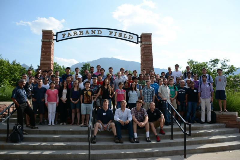 Boulder School 2014 Group Photo