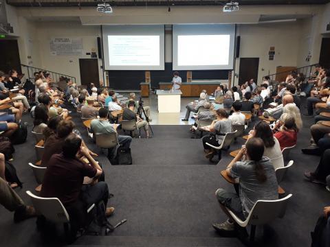 Public Lecture July 9, 2018