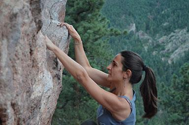 Flagstaff Dessert and Bouldering. Photo by Lee Walsh