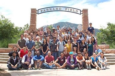 Boulder School 2015 Group Photo